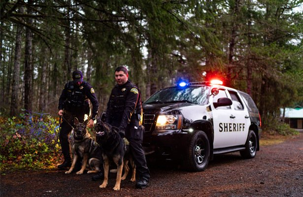 Thurston County Sheriff K9
